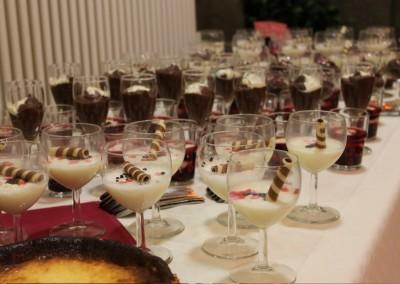 Dessertbüfett