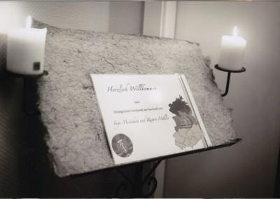 """Herzlich Willkommen im Gasthaus """"Zur Alten Freundschaft"""""""